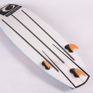 Groove Skin Surfkite, bottom