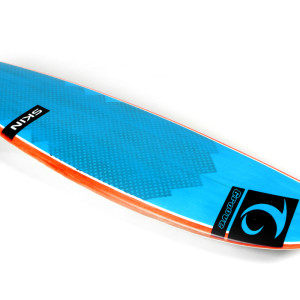 Groove Skin Surfboard Extreme Speed With Very Good Handleing
