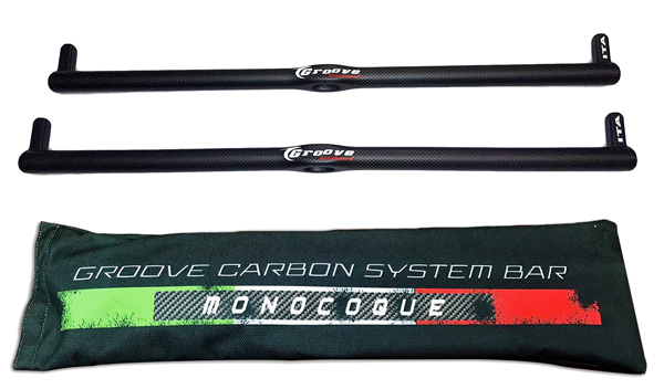 Carbon Race Bar, System Bar, Groove Kiteboard