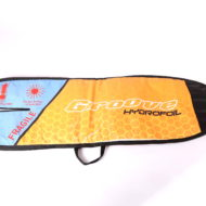 Foilboard Bag Orange