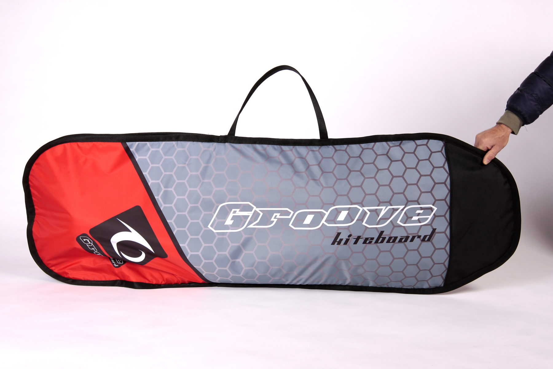 Foilboard Bag Red