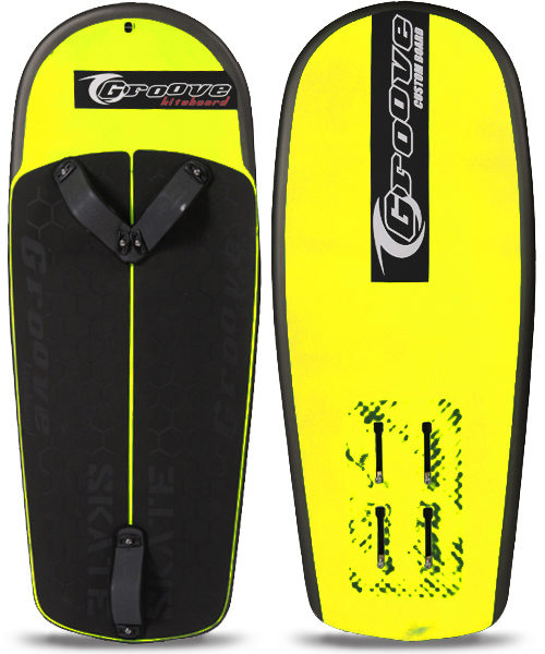 Groove Skate Yellow