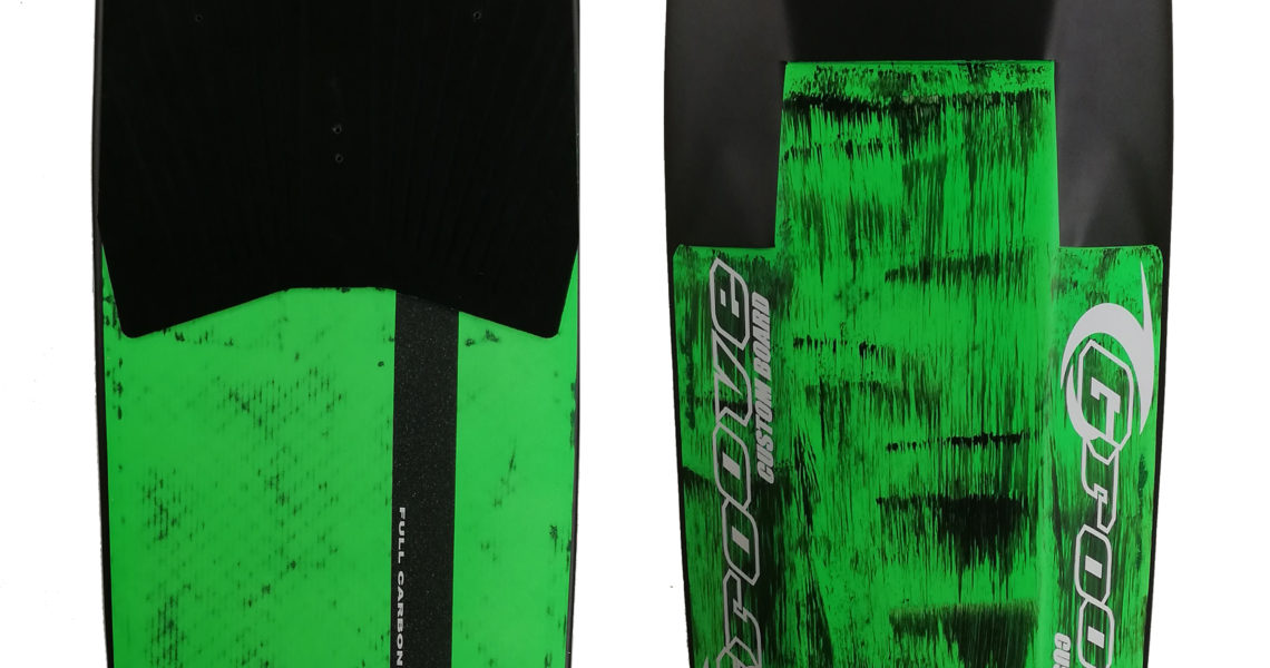 Foil Board Fuoco Race Pro